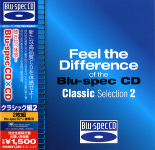 VA - Classic Selection 2 [2009, Sony Music Japan, SICP 20078~9] Re-up