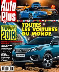 Auto Plus Hors-Série - janvier 2018