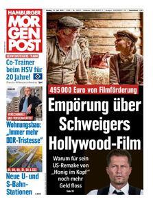 Hamburger Morgenpost – 15. Juli 2019