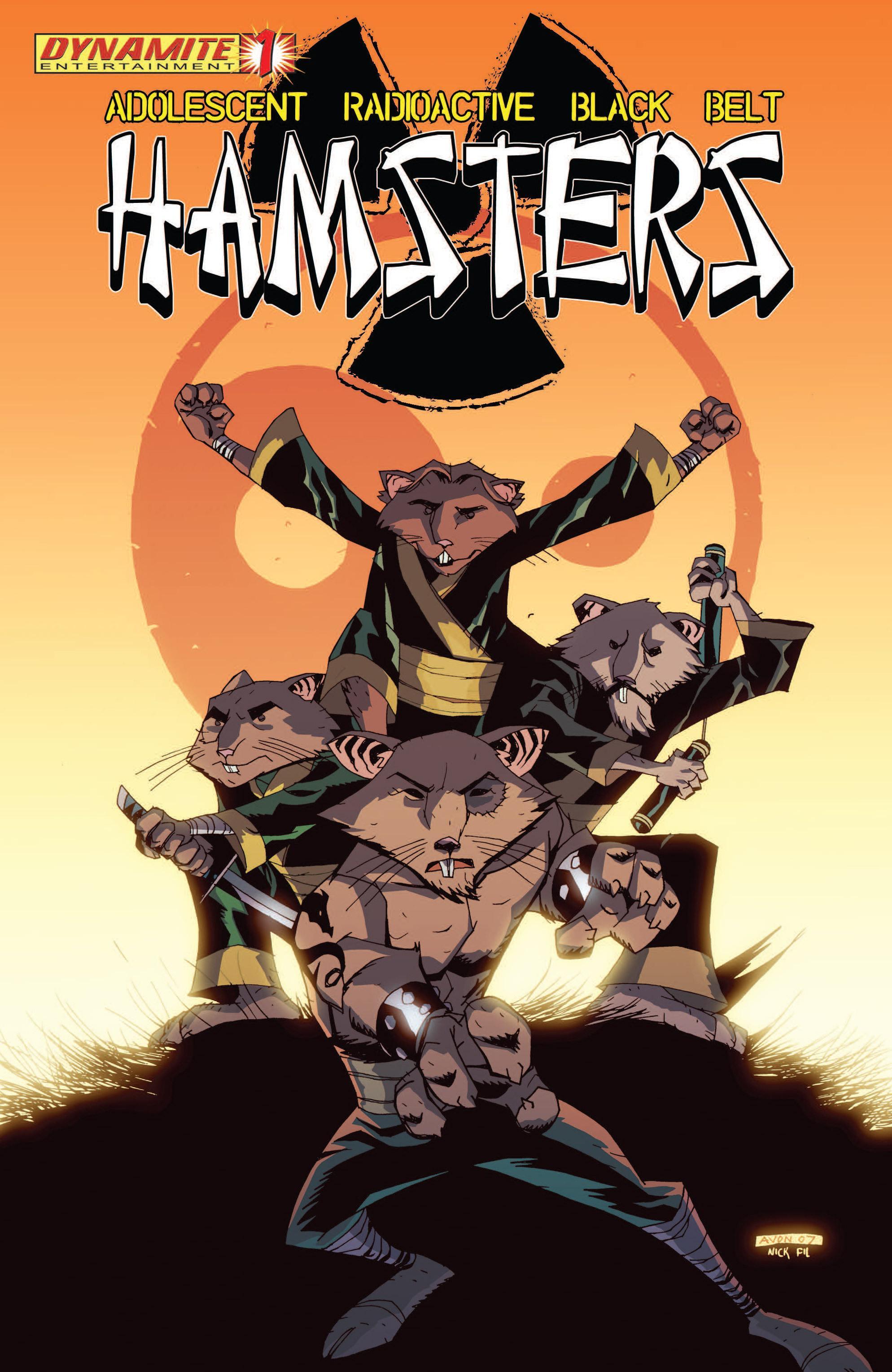 Adolescent Radioactive Black Belt Hamsters 001 (2008) (Digital) (Relic-Empire