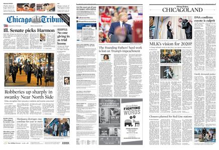 Chicago Tribune – January 20, 2020