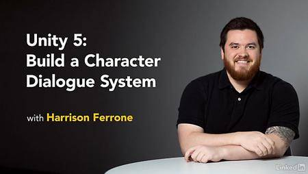Lynda - Unity 5: Build a Character Dialogue System