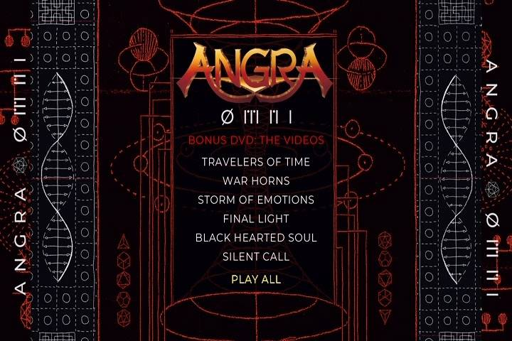 Angra - Omni (2018) [Japan SHM-CD] CD + DVD