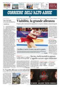 Corriere dell'Alto Adige - 24 Marzo 2018