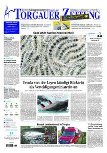 Torgauer Zeitung - 16. Juli 2019