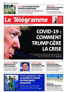 Le Télégramme Quimper – 30 mars 2020