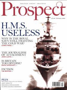 Prospect Magazine - February 2004