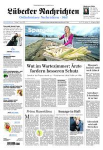 Lübecker Nachrichten Ostholstein Süd - 12. April 2019