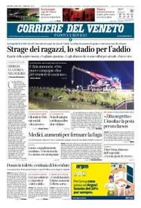 Corriere del Veneto Padova e Rovigo – 16 luglio 2019