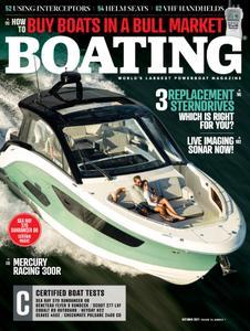 Boating - October 2021