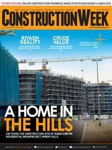Construction Week Middle East – May 25, 2019
