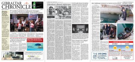 Gibraltar Chronicle – 12 April 2019