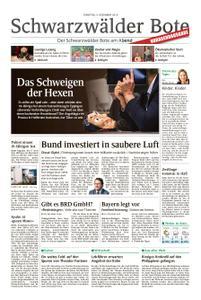 Schwarzwälder Bote Hechingen - 04. Dezember 2018