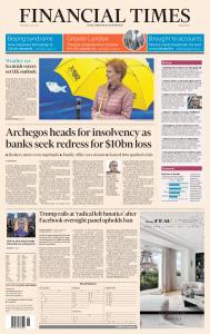 Financial Times Middle East - May 6, 2021