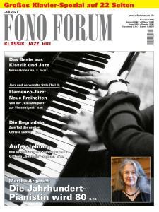 Fono Forum - Juli 2021