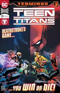 Teen Titans 029 2019 Digital Thornn