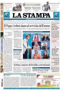 La Stampa Imperia e Sanremo - 23 Gennaio 2018