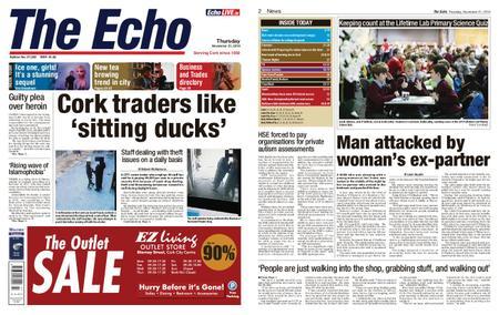 Evening Echo – November 21, 2019