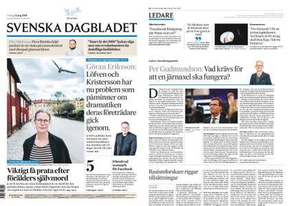 Svenska Dagbladet – 08 maj 2018