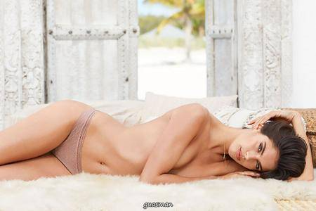Sara Sampaio - Victoria's Secret Photoshoots 2017 set 4