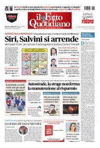 Il Fatto Quotidiano - 05 maggio 2019