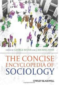 The Concise Encyclopedia of Sociology [Repost]