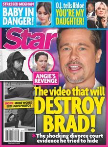Star Magazine USA - February 18, 2019