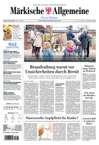 Märkische Allgemeine Dosse Kurier - 25. März 2019