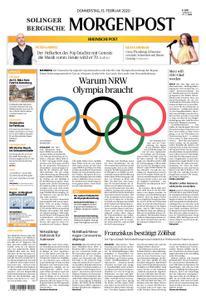 Solinger Morgenpost – 13. Februar 2020