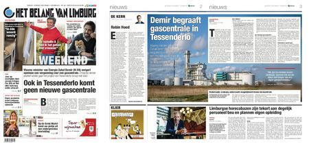 Het Belang van Limburg – 16. oktober 2021