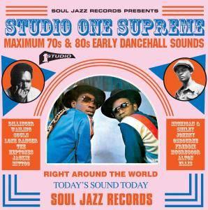 VA - Studio One Supreme: Maximum 70s & 80s Early Dancehall Sounds (2017)