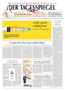Der Tagesspiegel - 15 Februar 2021