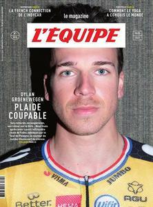 L'Equipe Magazine - 8 Mai 2021