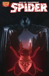 Dynamite-The Spider No 14 2013 Hybrid Comic eBook