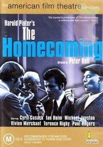 Возвращение домой / The Homecoming (1973, DVD9 + DVDRip)