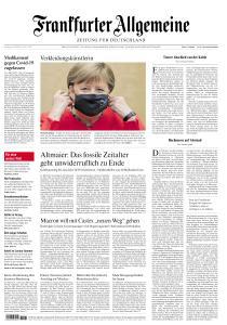 Frankfurter Allgemeine Zeitung - 4 Juli 2020