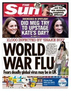 The Sun UK - 23 January 2020