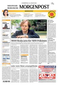 Solinger Morgenpost – 23. Januar 2020