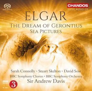 BBC Symphony Chorus & Orchestra, Sir Andrew Davis - Edward Elgar: The Dream of Gerontius; Sea Pictures (2014) 2CDs