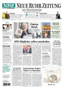 NRZ Neue Ruhr Zeitung Essen-Postausgabe - 25. November 2017