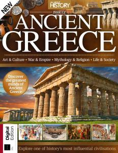 All About History: Book of Ancient Greece – July 2019