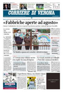 Corriere di Verona – 02 aprile 2020