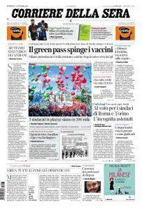 Corriere della Sera - 17 Ottobre 2021