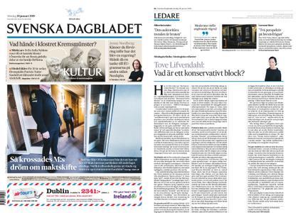 Svenska Dagbladet – 20 januari 2019