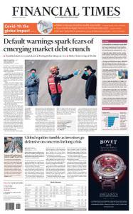 Financial Times USA - April 2, 2020