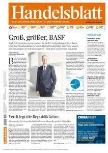 Handelsblatt - 27. April 2016