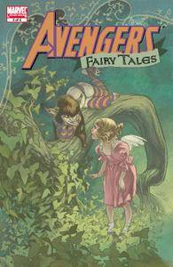 Avengers Fairy Tales 03 of 04 2008 Digital