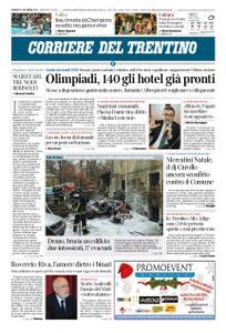 Corriere del Trentino – 13 dicembre 2019