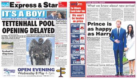 Express and Star City Edition – May 07, 2019