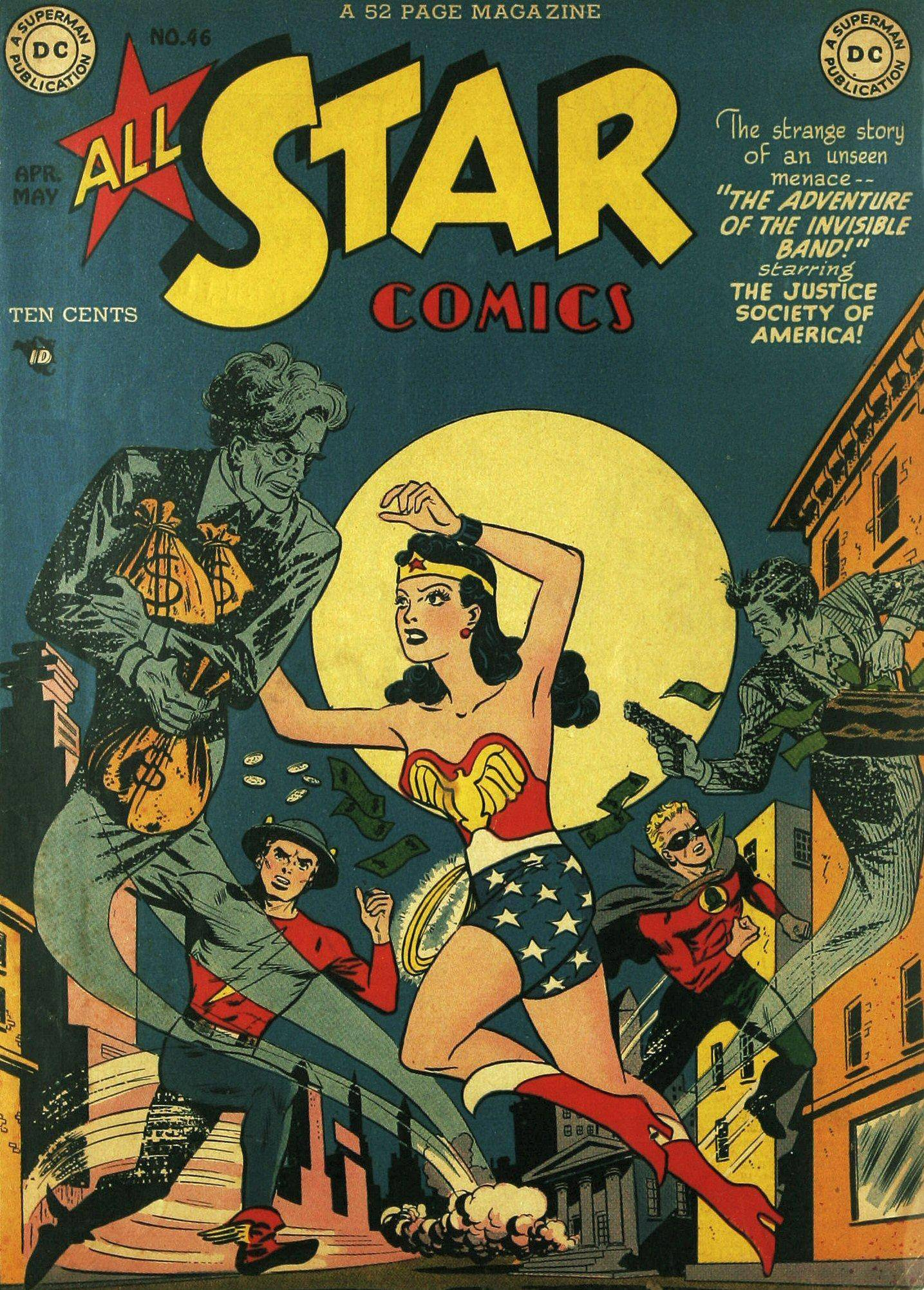All-Star Comics 046 1949